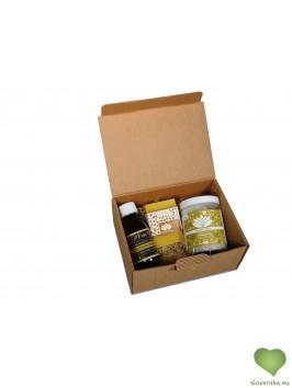 FIOR: Paket aromaterapijskih izdelkov ŽIDANA VOLJA