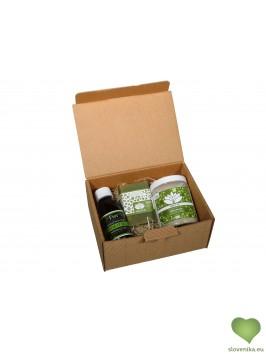 FIOR: Paket aromaterapijskih izdelkov TEJK IT IZI