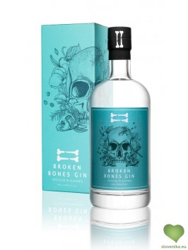 BROKEN BONES NAVY STRENGTH GIN