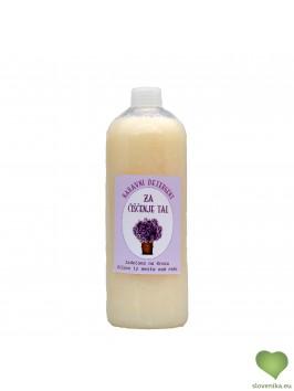 SIVČEK Naravni detergent za čiščenje tal