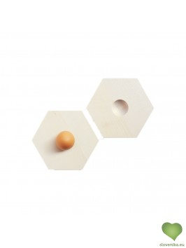 RIBRAND: SET OF EGG PLATTERS