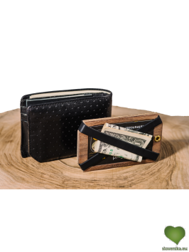 HUDWOOD: WOODEN WALLET