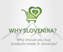 Why should you buy slovene products?